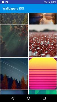Wallpaper iOS - Background iOS For Android screenshot 6