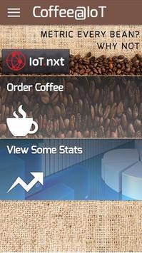 Coffee@IoT apk screenshot