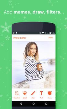 RetroSelfie - Selfie Editor apk screenshot