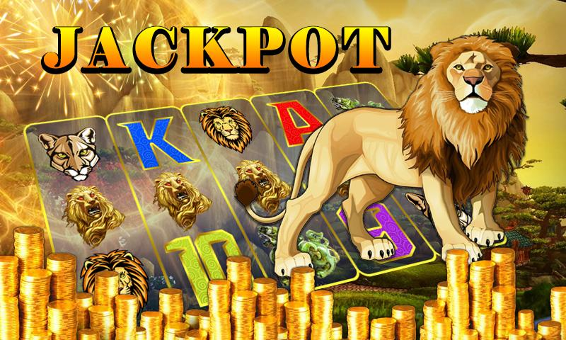 Lion King Casino Slots for Android - APK Download