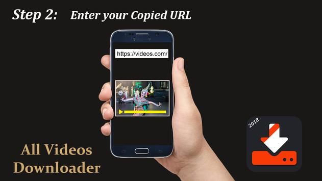 All Video Downloader HD 2018 screenshot 1