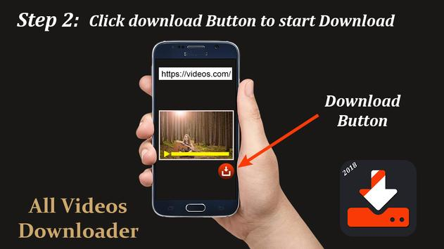 All Video Downloader HD 2018 screenshot 2