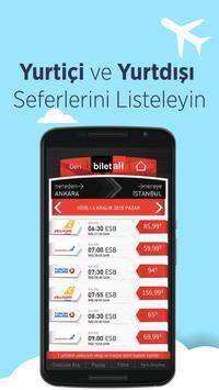 Biletall screenshot 3