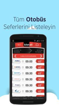 Biletall screenshot 2