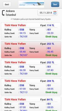Uçak Bileti Karşılaştır screenshot 2