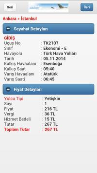 Uçak Bileti Karşılaştır screenshot 3