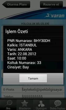 Varan Turizm screenshot 4