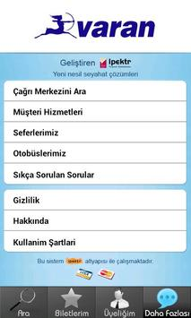 Varan Turizm screenshot 5