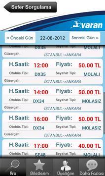 Varan Turizm screenshot 1