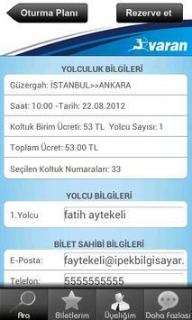 Varan Turizm screenshot 3