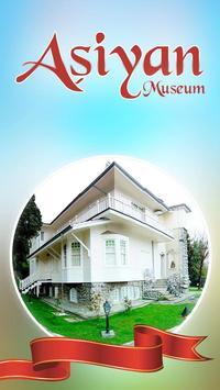 Aşiyan Museum poster