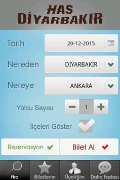 Has Diyarbakır apk screenshot