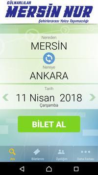 Mersin Nur Turizm poster