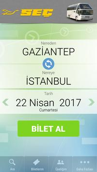Seç Turizm poster