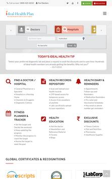 Ideal Health Plan apk screenshot