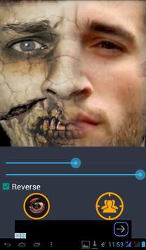 Zombie PhotoMix screenshot 1