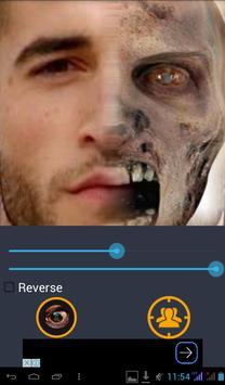 Zombie PhotoMix screenshot 2