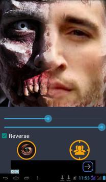 Zombie PhotoMix screenshot 3