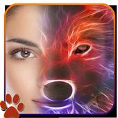 Glow 3D Animals PhotoMix icon