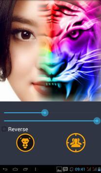 Glow 3D Animals PhotoMix screenshot 1