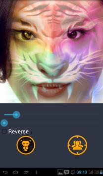 Glow 3D Animals PhotoMix screenshot 7