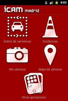 iCam Madrid Cartaz