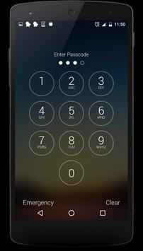 Notification Lockscreen 10 apk screenshot