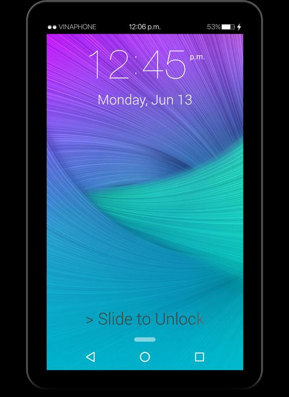 how to get notifications on lock screen android