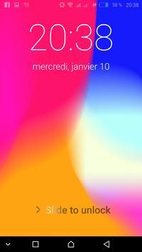 X Lock Screen screenshot 5