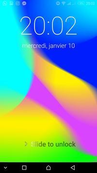 X Lock Screen screenshot 3