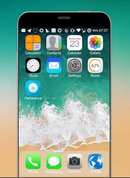 Theme for iOS iPhone x Launcher APK [1 0] - Download APK