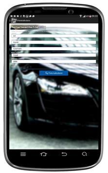 Used Cars - Audi apk screenshot