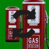 km/L vs. US MPG GasolineSter icon