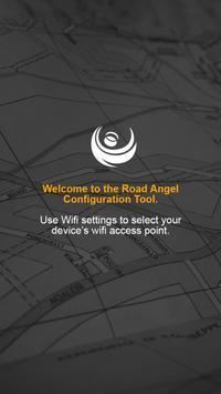 Road Angel App poster