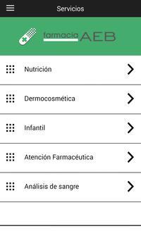 Farmacia AEB Laguna screenshot 2