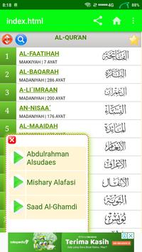Al Quran Kareem poster