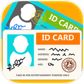 ID Card Maker icon