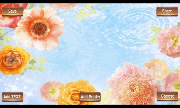 Flowers Frames for Photos apk screenshot