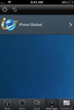 iPoint Radio apk screenshot