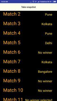 Cricket Premier League India poster
