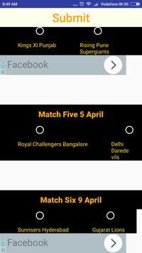 Cricket Premier League India apk screenshot