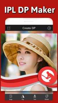 KXIP DP maker – IPL Profile Picture maker screenshot 4