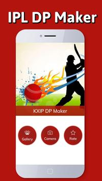 KXIP DP maker – IPL Profile Picture maker screenshot 2