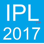 Live IPL 2017 Tv Schedule icon