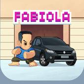 Fabiola foi fazer a unha icon