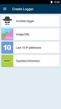 IPLOGGER URL Shortener screenshot 2