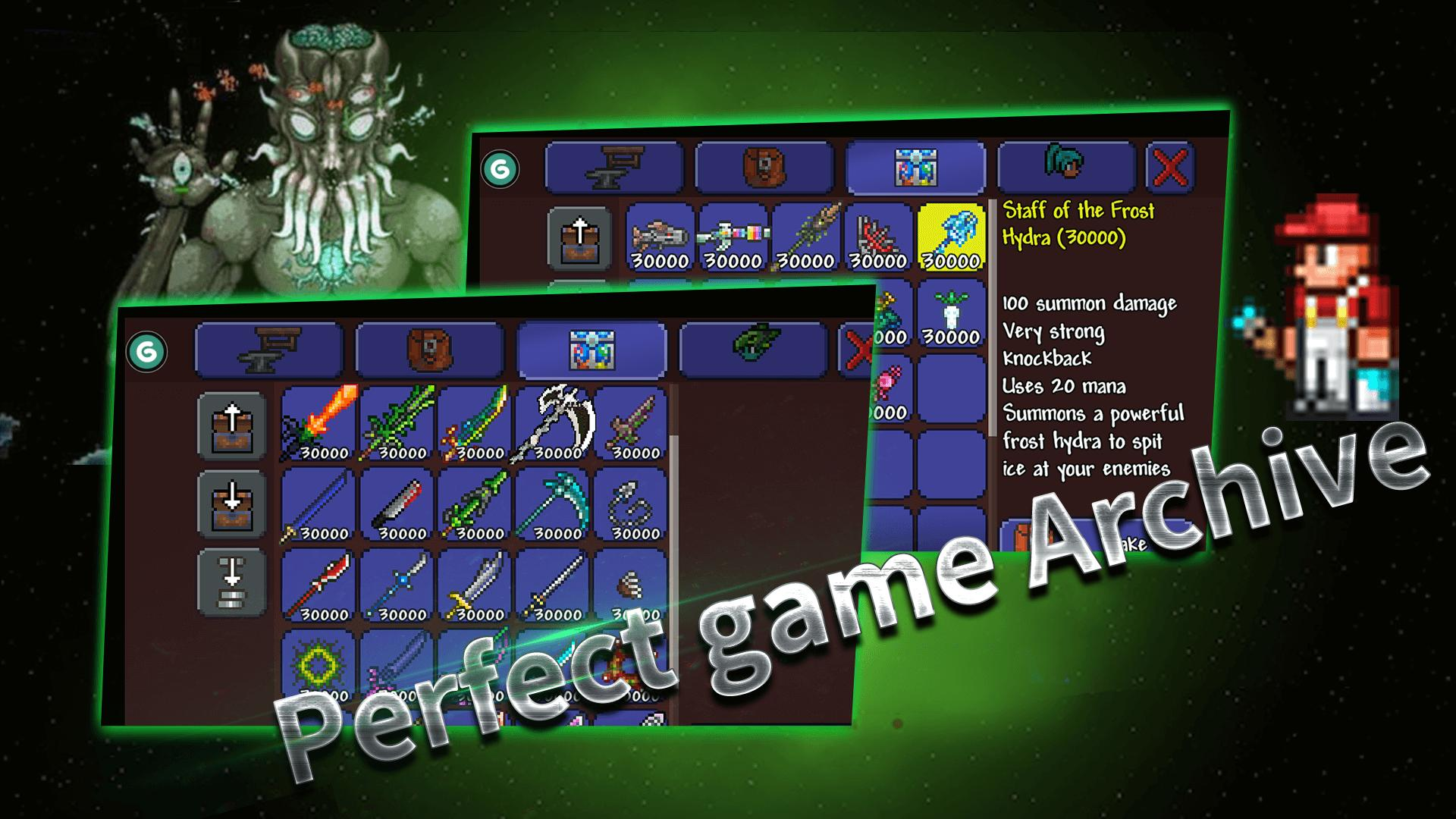 GG Toolbox for Terraria (Mods) for Android - APK Download
