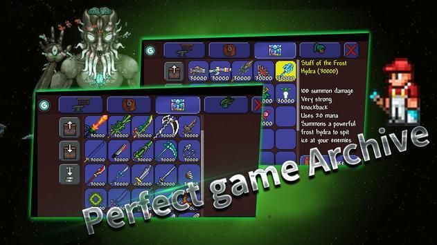 GG Toolbox for Terraria(Mods) скриншот приложения