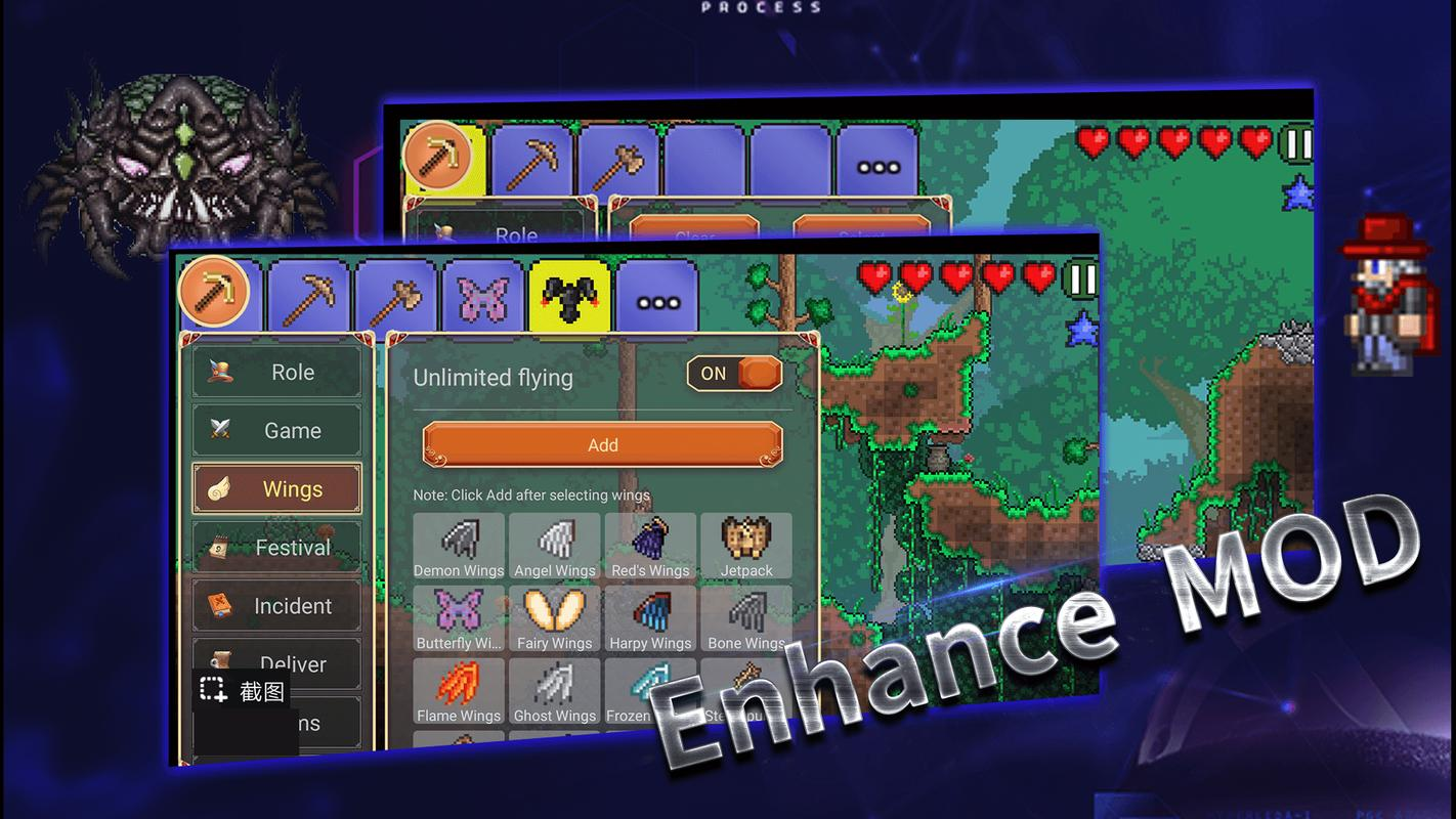 launcher for terraria mods apk free strategy for android apkpure