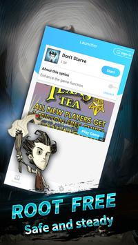 Launcher for Don't Starve poster
